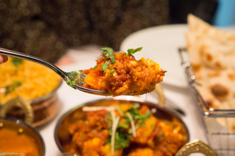 A Dairy-free Dinner Date at The Gateway to India