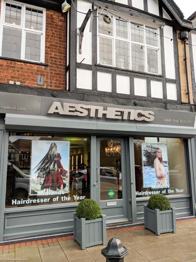 Aesthetics Redken Shades Eq Steel Grey Hair Salon